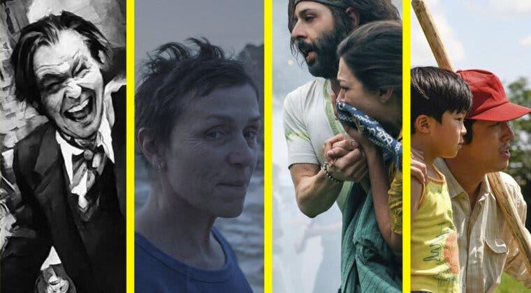 Imagen de Oscar 2021: Dónde ver las principales nominadas a los premios