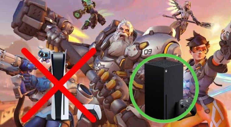 Imagen de Overwatch se actualiza con modos gráficos para Xbox Series... pero no PS5