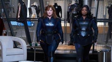 Imagen de Tráiler de Patrulla Trueno, otra película de superhéroes en Netflix con Melissa McCarthy y Octavia Spencer