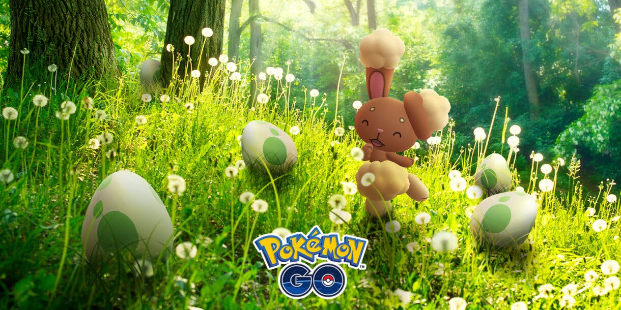 Pokemon GO Evento de Primavera 2021