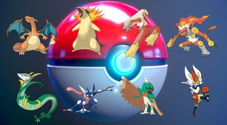 Imagen de Pokémon iniciales: Vota por la mejor evolución final de la historia de la saga