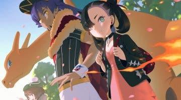 Imagen de Pokémon Masters EX inicia un evento de Galar con Roxy, Lionel, Nerio y Gloria
