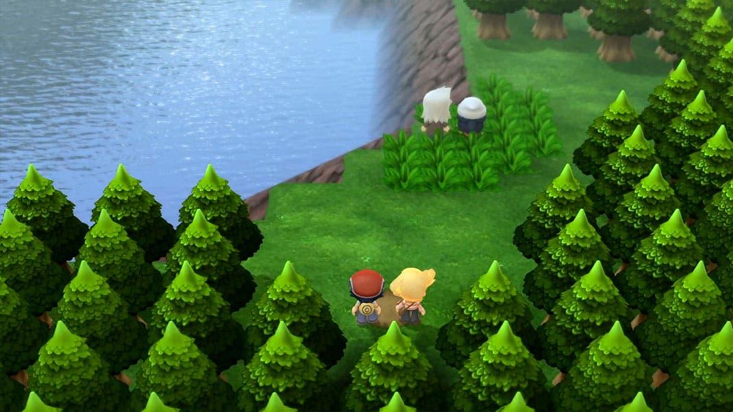 Pokemon Perla Reluciente Diamante Brillante 2