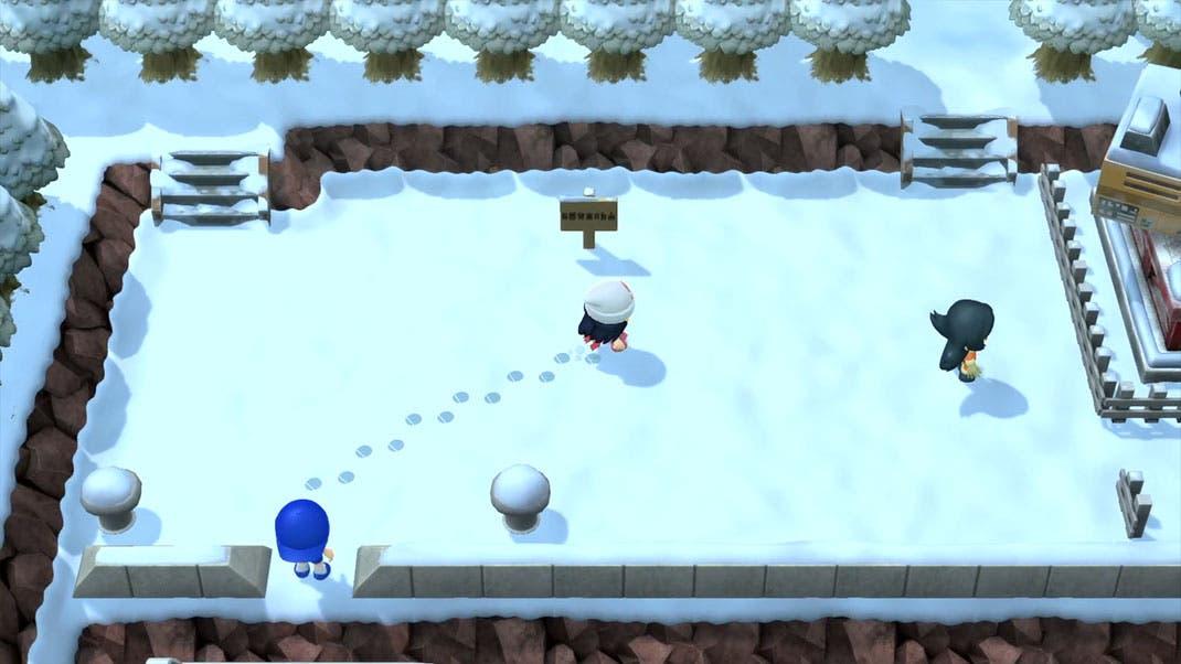 Pokemon Perla Reluciente Diamante Brillante 3