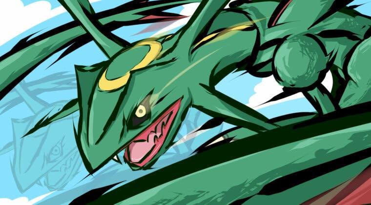 Imagen de Pokémon GO: Rayquaza llega a las incursiones este fin de semana