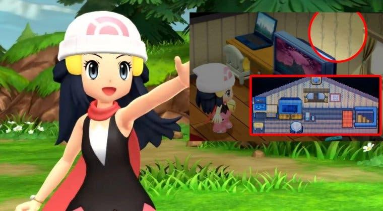 Imagen de El bug de Pokémon Diamante Brillante y Perla Reluciente que no se ha corregido tras 15 años