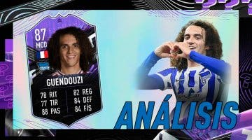 Imagen de FIFA 21: análisis de Guendouzi What If. ¿Un free to play francés imprescindible?