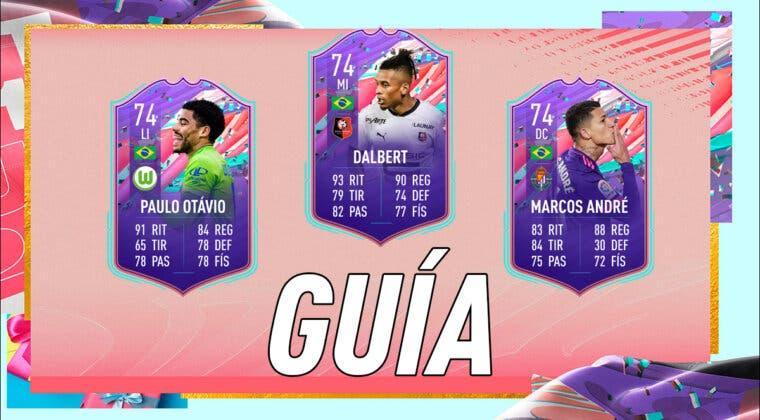 Imagen de FIFA 21: consigue los tres brasileños free to play, con cinco estrellas de filigranas, junto a Huntelaar FUT Birthday