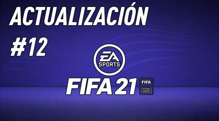 Imagen de FIFA 21: estas son las novedades de la actualización #12