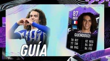 Imagen de FIFA 21: guía para conseguir a Mattéo Guendouzi What If