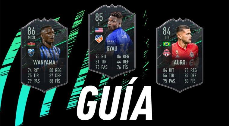 Imagen de FIFA 21: guía para conseguir las tres nuevas cartas gratuitas de la MLS (Wanyama, Gyau y Auro)