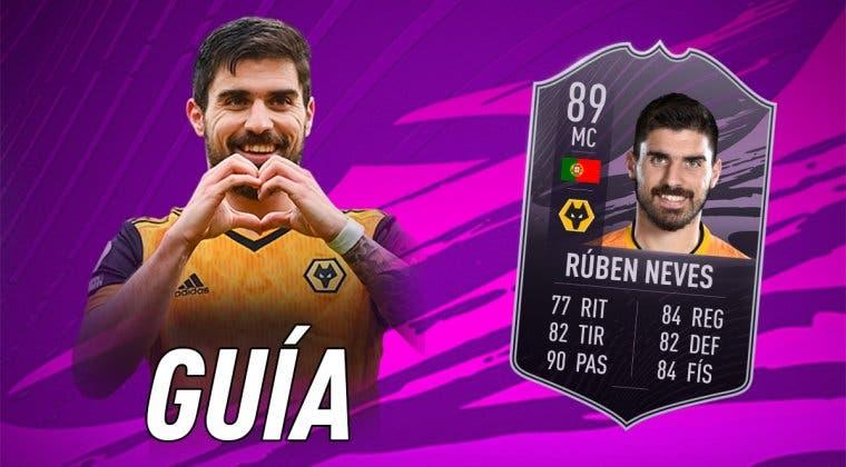 Imagen de FIFA 21: guía para conseguir a Rúben Neves Jugador de Liga