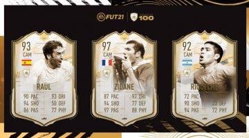 Imagen de FIFA 21: todos los Iconos Moments ya están disponibles en Ultimate Team. Conoce aquí cuáles son los nuevos
