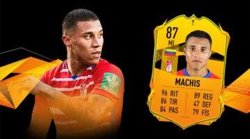 Imagen de FIFA 21: ¿Merece la pena Darwin Machís RTTF? + Solución del SBC
