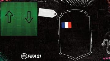 Imagen de FIFA 21: el mejor mediocentro completo francés de Ultimate Team relación calidad/precio