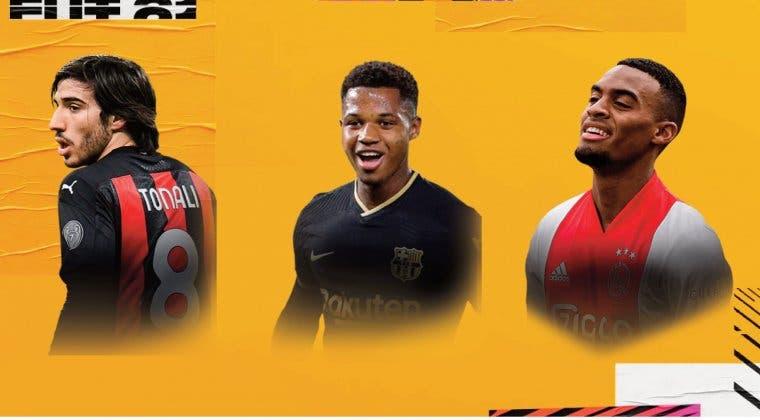 Imagen de FIFA 21 Modo Carrera: jóvenes promesas con potencial alto, a buen precio y que puedes fichas desde el primer día