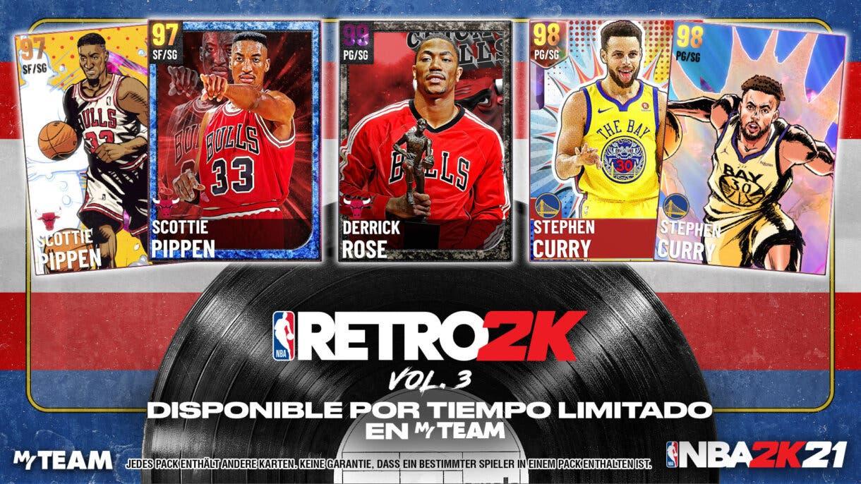 NBA 2K21 Mi EQUIPO