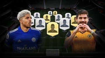 Imagen de FIFA 21: consigue a la vez las cartas gratuitas de Rúben Neves Jugador de Liga y Fofana Future Stars con este equipo