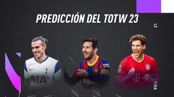 Imagen de FIFA 21: predicción del Equipo de la Semana (TOTW) 23