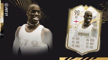 Imagen de FIFA 21 Icono SBC: ¿Merece la pena Ian Wright Moments? Review