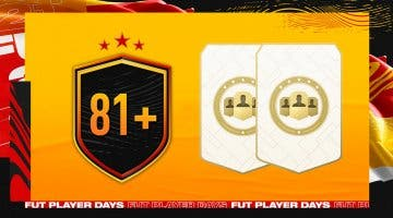 """Imagen de FIFA 21: ¿Merece la pena el SBC """"Doble elección de jugador 81+"""""""