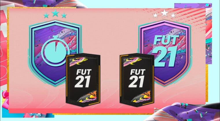 """Imagen de FIFA 21: ¿Merecen la pena los SBC's """"Grupo 2 - Desafío diario 1"""" y """"Glaseado de la tarta""""?"""