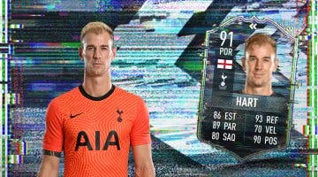 Imagen de FIFA 21: solución al SBC de Joe Hart Flashback