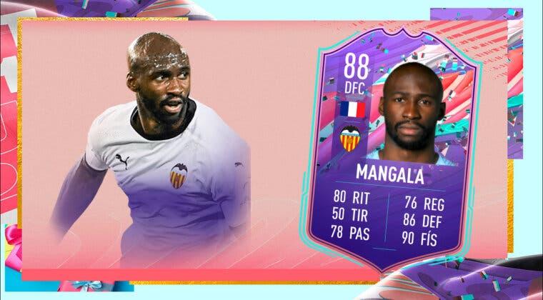 Imagen de FIFA 21: ¿Merece la pena Eliaquim Mangala FUT Birthday? + Solución del SBC