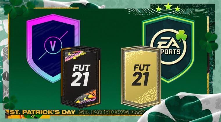 """Imagen de FIFA 21: ¿Merecen la pena los SBC's """"Partidos Clave de la UEFA"""" 17-03-2021 y """"Shamrock""""?"""