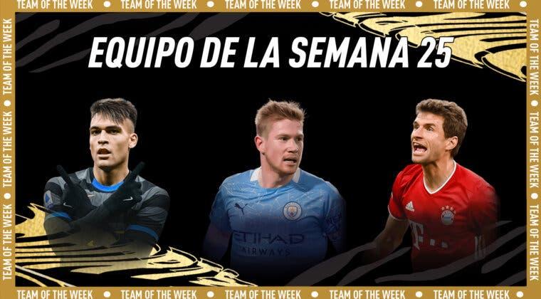 Imagen de FIFA 21: este es el Equipo de la Semana (TOTW) 25 + McGeady Estrella de Plata free to play