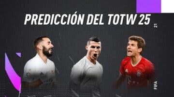 Imagen de FIFA 21: predicción del Equipo de la Semana (TOTW) 25