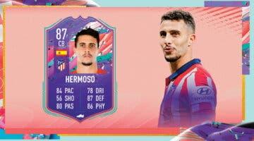 Imagen de FIFA 21: review de Mario Hermoso FUT Birthday. ¿Una ganga?