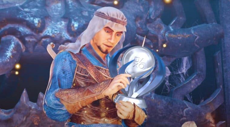 Imagen de Filtrada la lista de trofeos de Prince of Persia: Las Arenas del Tiempo Remake