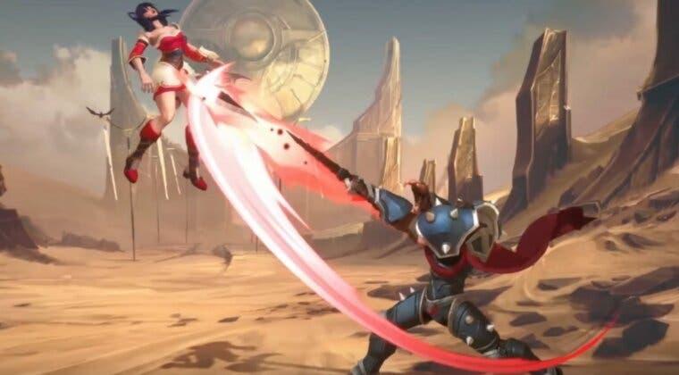 Imagen de La beta abierta de Project L, el juego de combate de League of Legends, llegaría pronto