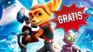 Imagen de Descarga ya gratis y para siempre Ratchet & Clank en PS4 y PS5