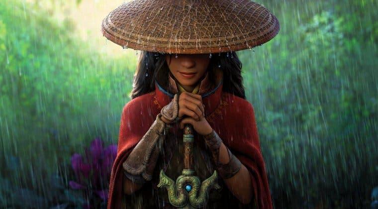 Imagen de Crítica de Raya y el Último Dragón: Una nueva heroína llega a Disney