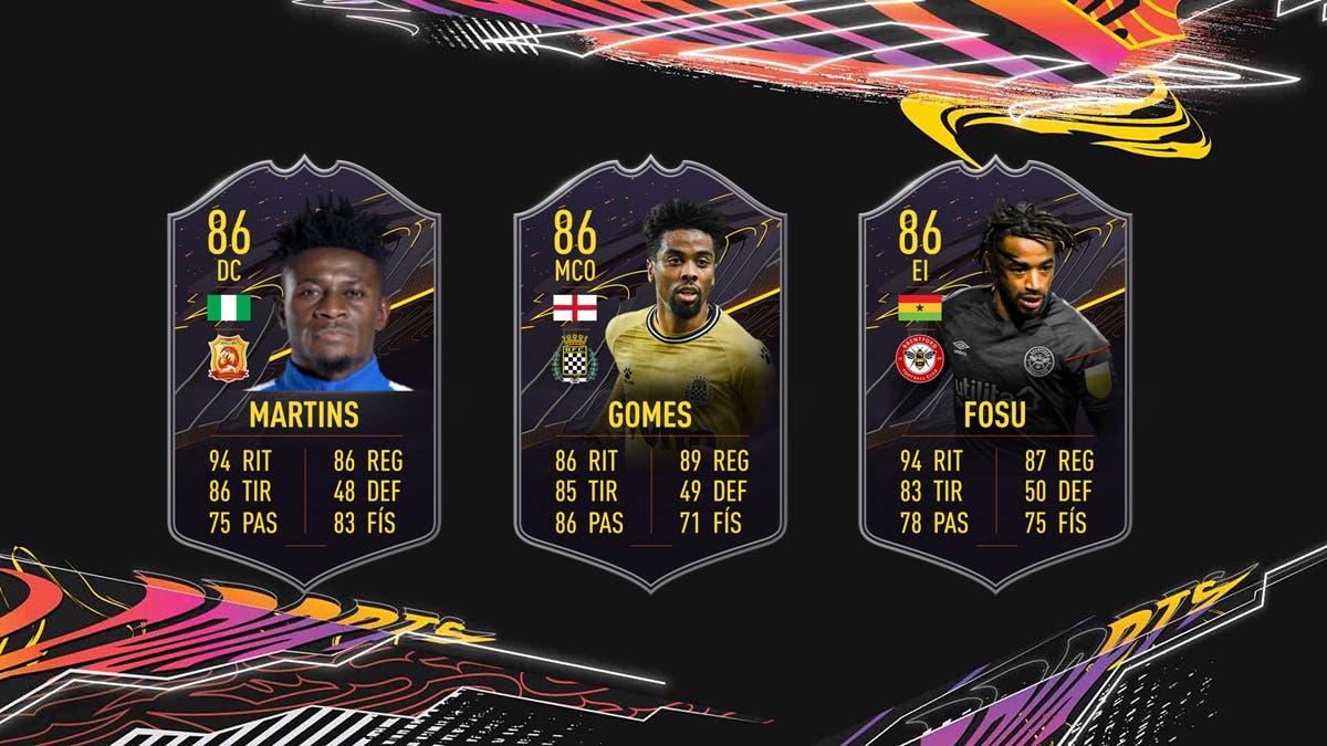 FIFA 21 Ultimate Team Recompensas Temporada 5