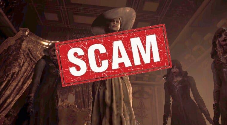 Imagen de Resident Evil 8 Village: Cuidado, hay una estafa en Internet de la que Capcom ya ha informado