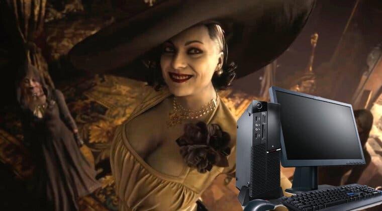 Imagen de Resident Evil 8 Village para PC revela sus requisitos mínimos y recomendados