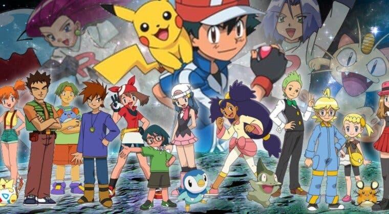 Imagen de Resumen completo del anime de Pokémon: Desde Kanto hasta la actualidad
