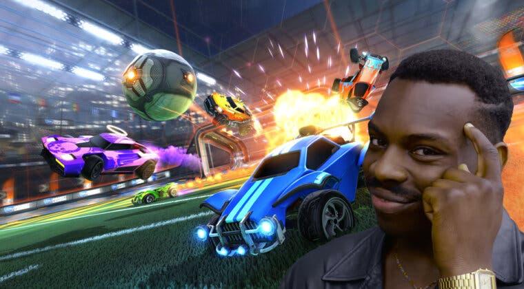 Imagen de Esta espectacular jugada de Rocket League demuestra el poder de los fakes