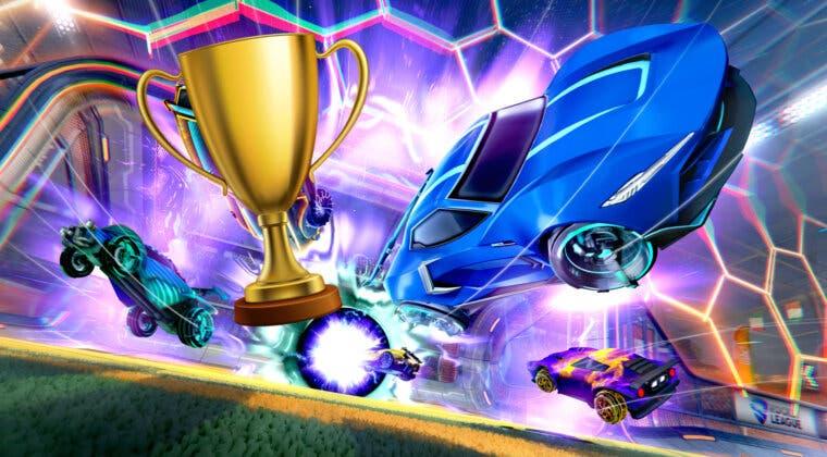 Imagen de Fan de Rocket League imagina trofeos reales para cada rango y Psyonix se interesa por la idea