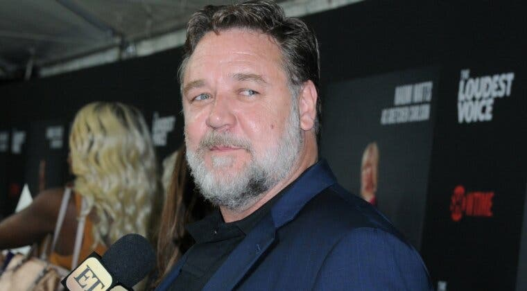 Imagen de Russell Crowe se suma al espectacular reparto de Thor: Love and Thunder