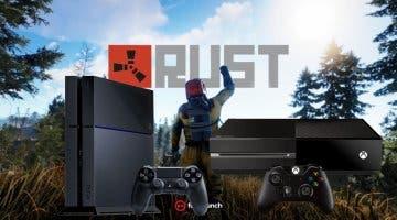 Imagen de Double Eleven revela la ventana de lanzamiento de Rust: Console Edition