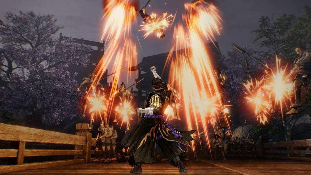 samurai warriors 5 13 1
