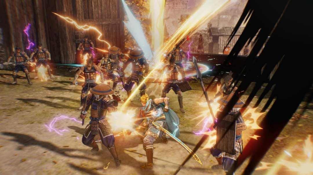 samurai warriors 5 18 1