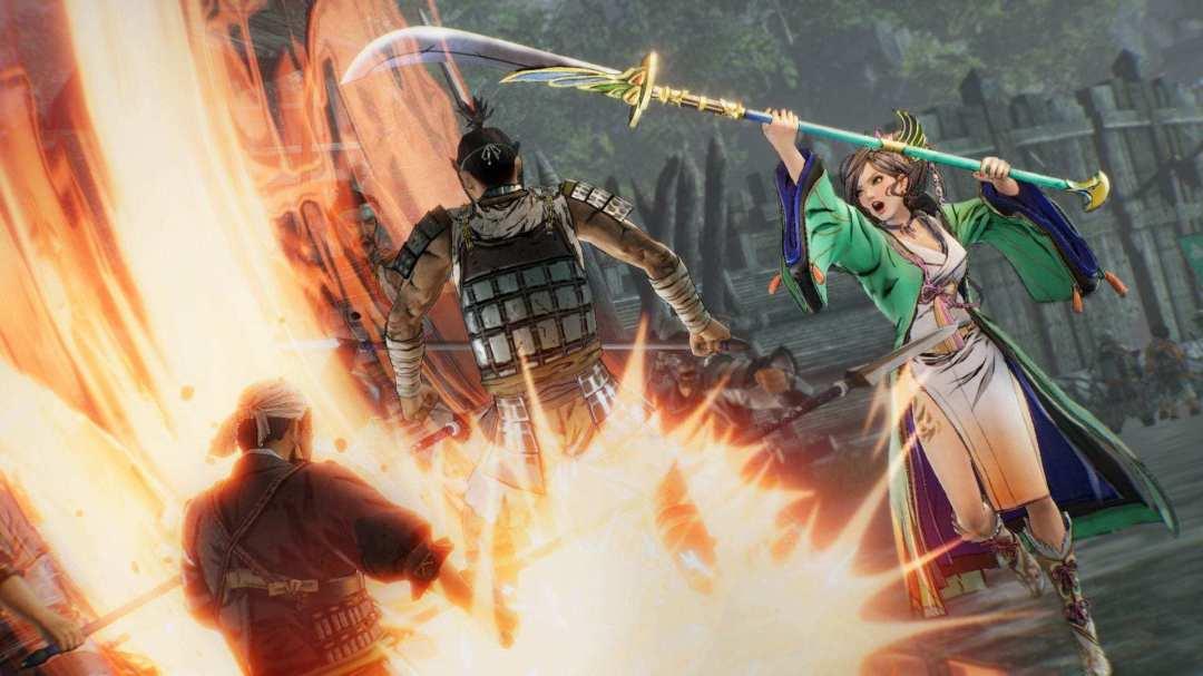 samurai warriors 5 5 1