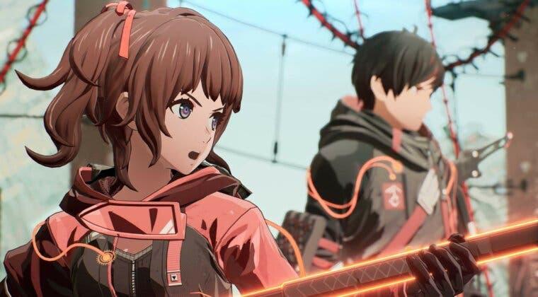 Imagen de Scarlet Nexus muestra varios de sus sistemas en más de 20 minutos de gameplay