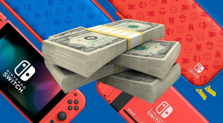Imagen de La Nintendo Switch que duplicará su precio en el futuro y que todavía puedes conseguir