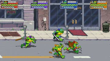 Imagen de Teenage Mutant Ninja Turtles: Shredder's Revenge luce un nuevo gameplay; saldrá en Switch